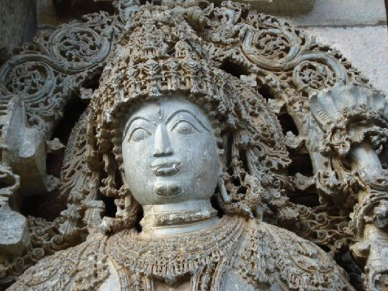 Halebid, Indien: Hoysaleswara Temple