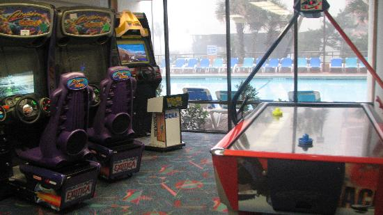 The Caravelle Resort: Arcade