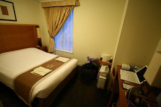 Hotel Monterey Lasoeur Ginza: Room