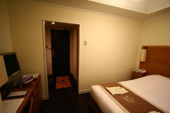 Hotel Monterey Lasoeur Ginza: Room 2