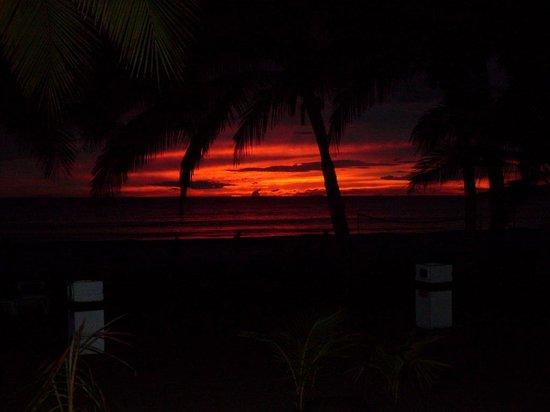 ClubHotel Riu Jalisco: beautiful sunsets