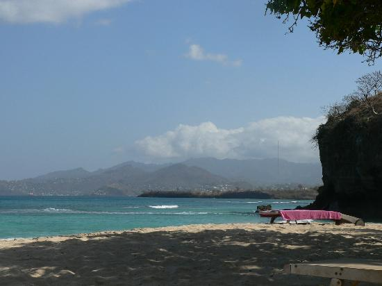 Grenadian by Rex Resorts: la plage du rex