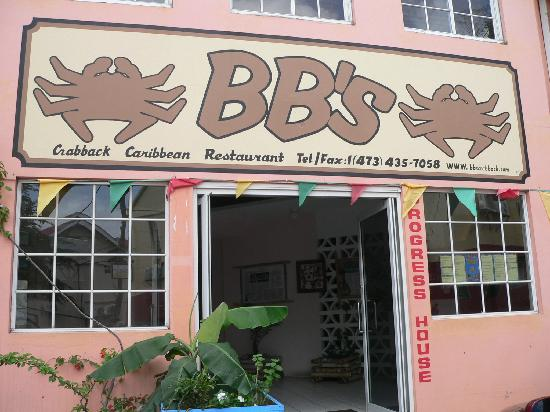 Grenadian by Rex Resorts: bb,s crab