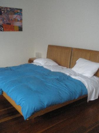 Hotel Casa Deco: habitacion azul