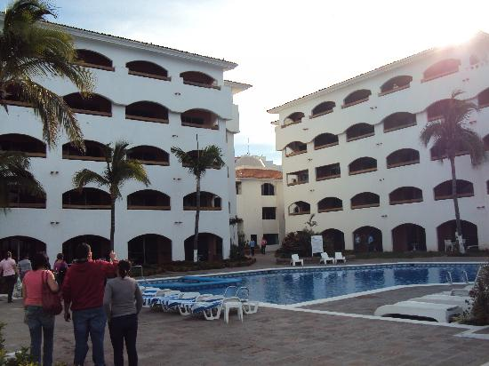 Quijote Inn: llegando al hotel