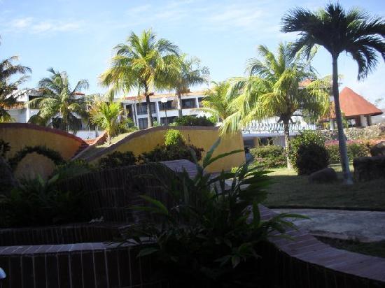 Club Amigo Marea del Portillo: Resort grounds