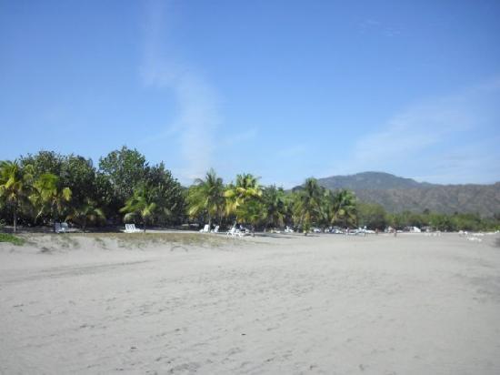 Club Amigo Marea del Portillo: Hotel beach