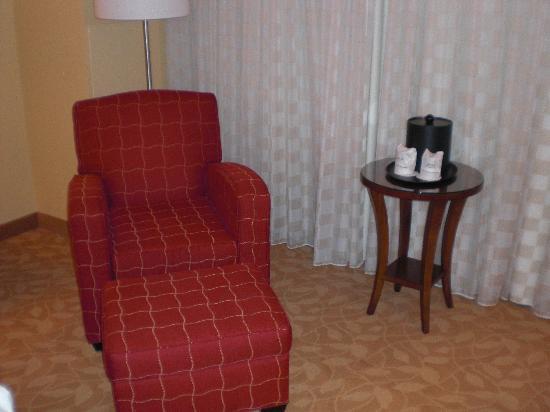 Macon Marriott City Center: March 2010