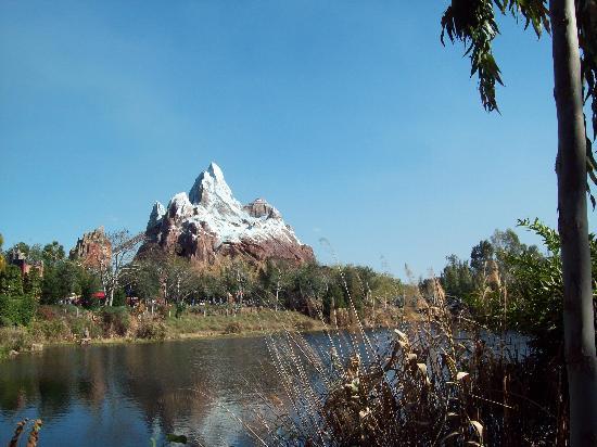 Disney's Animal Kingdom: Expedition Everest