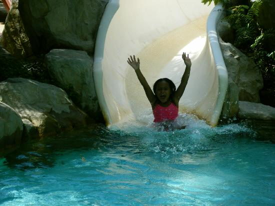 Holiday Inn Resort Batam: Claudia