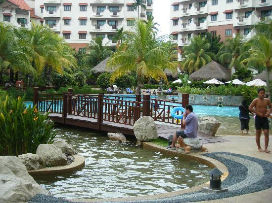 Holiday Inn Resort Batam: Nice garden
