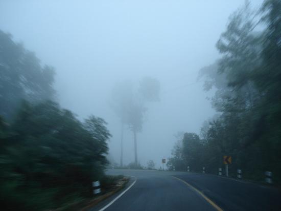Pai, Thailand: season of misty