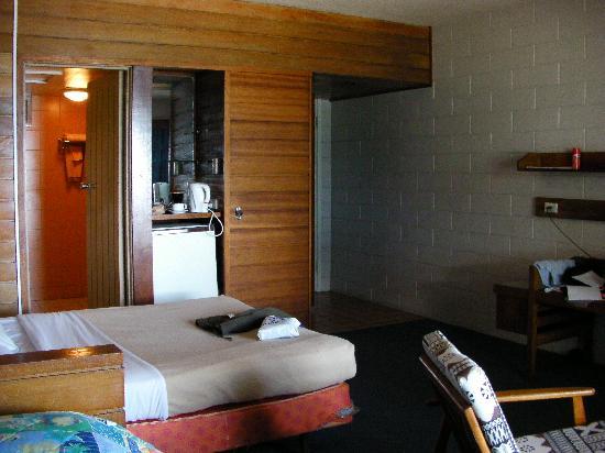 Solomon Kitano Mendana Hotel: 部屋はこんな感じ