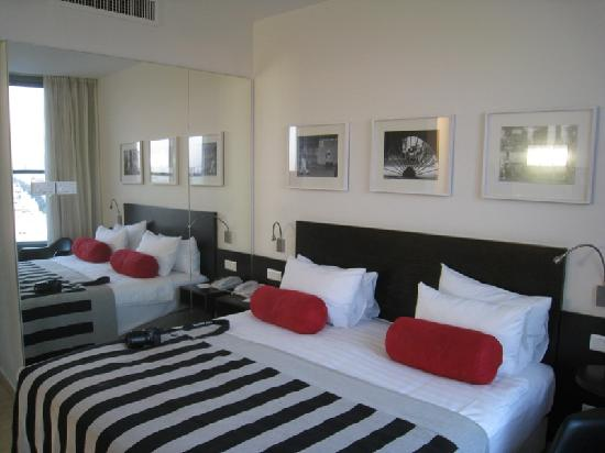 Melody Hotel   Tel Aviv - an Atlas Boutique Hotel: Our mini suite
