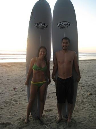 Point Break Surf School: At Playa Grande