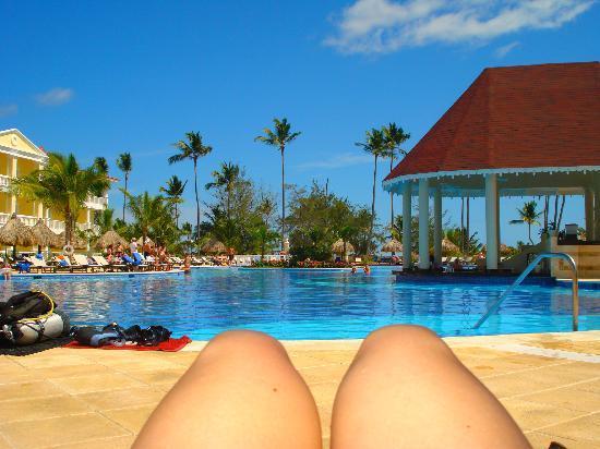 Luxury Bahia Principe Esmeralda: Esmeralda Pool and Swim up bar
