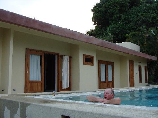 Hotel Casa de Campo Pedasi: The water's great!