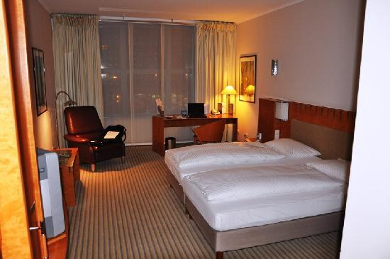 Hilton Munich Airport: single room