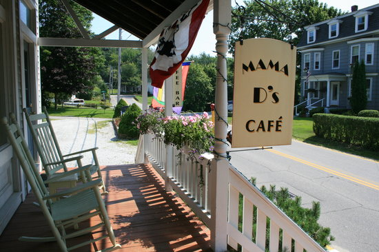 Mama D's Cafe Mercantile: Mama D's Cafe