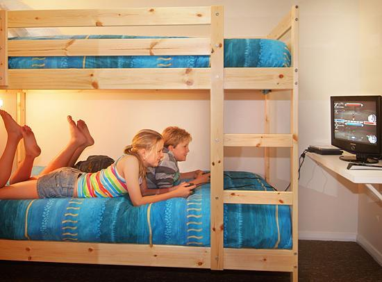 BIG4 Beachlands Holiday Park: Bunks