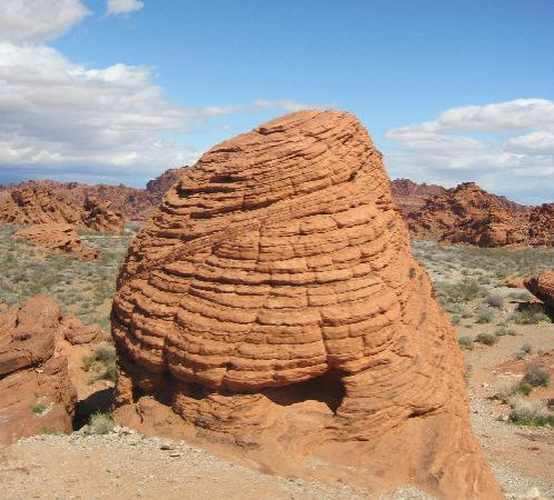 "Valley of Fire State Park: ""Beehive"""