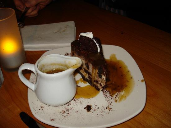 Just Jake's: tasty Mocha dessert