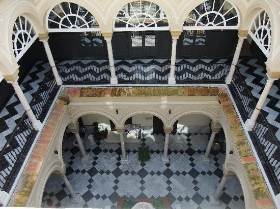 Hotel Palacio de Villapanes: View from the rooftop terrace