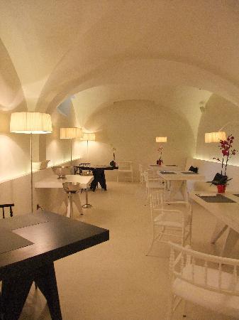 Hotel Palacio de Villapanes: Beautiful restaurant