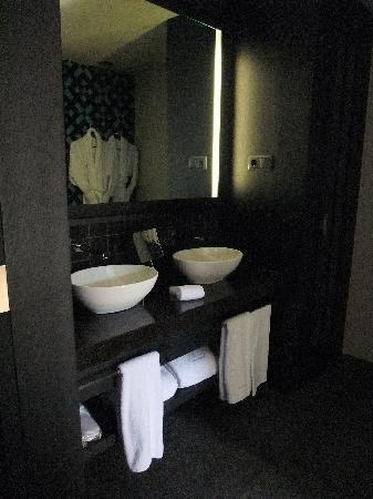 Hotel Palacio de Villapanes: Bathroom