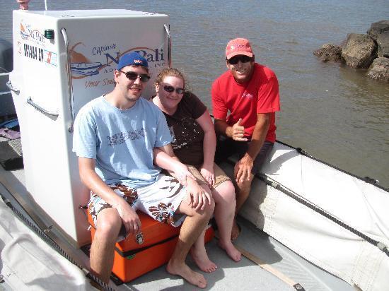 Captain Na Pali Adventures, Inc.: Us and Captain Na Pali