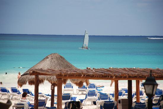 Catalonia Playa Maroma: Our beautiful beach