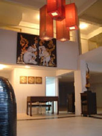 The Boss's Place : Oriental Thai Lobby