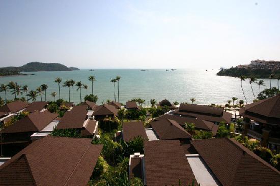 Pullman Phuket Panwa Beach Resort: Breathtaking seaviews