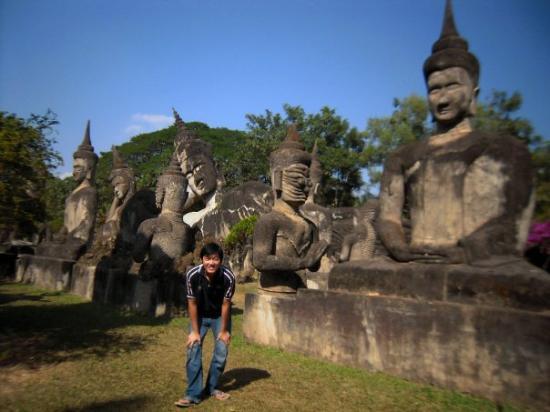 Bilde fra Vientiane