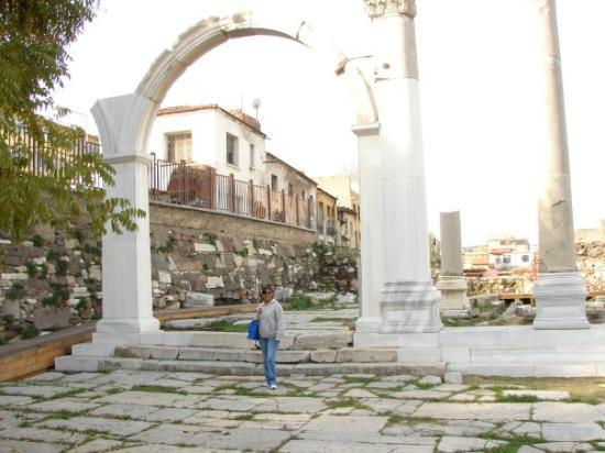 Izmir, Tyrkia: ENTRADA DE ANGORA