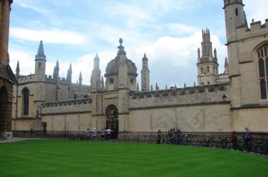 Oxford, UK: All Souls College