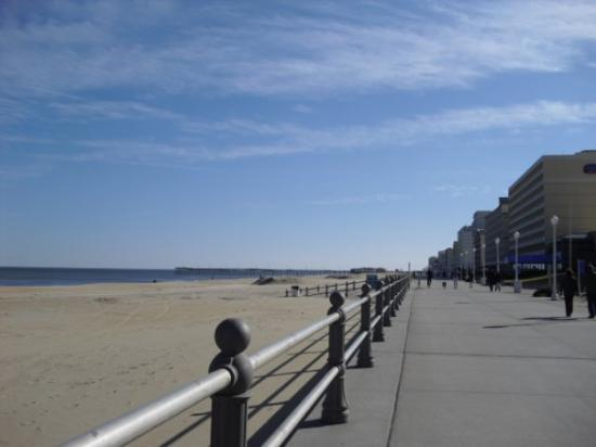 Virginia Beach, VA: the sea..
