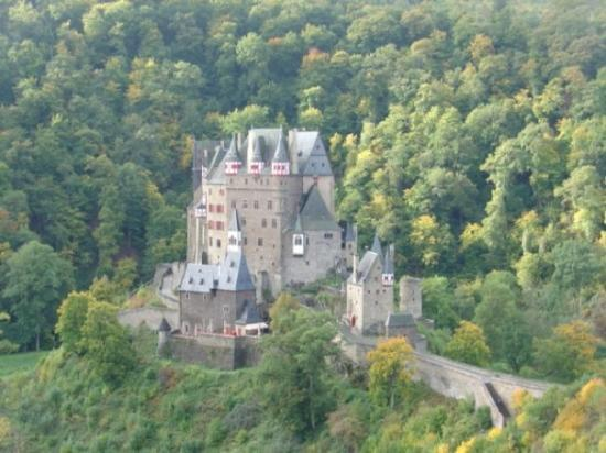 foto de cochem, renania - palatinato: burg eltz,mosel valley