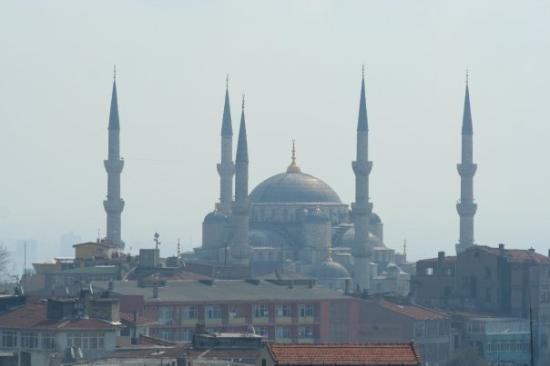 Den blå moské: De blauwe moskee