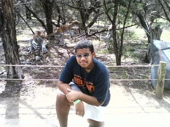 Glen Rose, TX: U gotta admit it, this is a GOOD looking young man... Thaz mah babii!