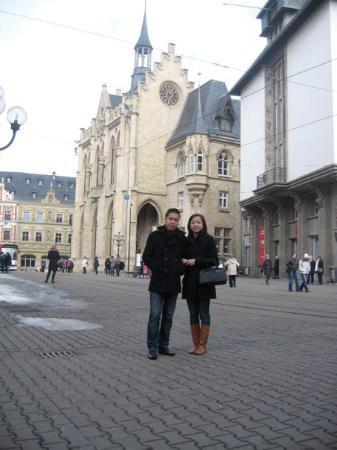 Erfurt, Tyskland: IMG_0090