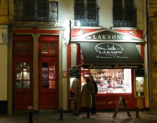 Lille, Frankrike: sklepik