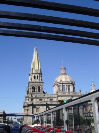 De vuelta en Guadalajara
