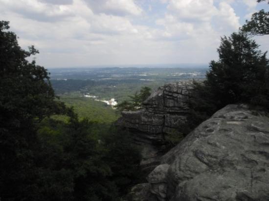 Bilde fra Rock City