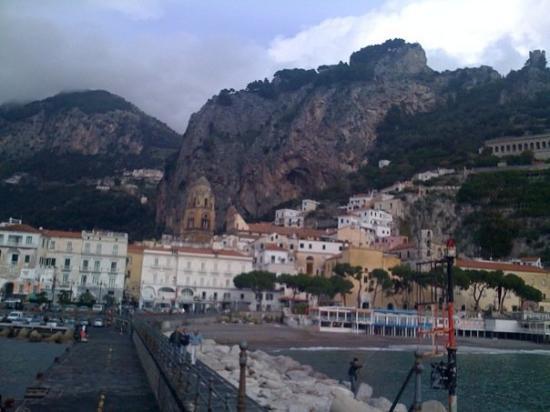 Amalfi, Italia: Amalfy City on the coast of Italy, just beautiful