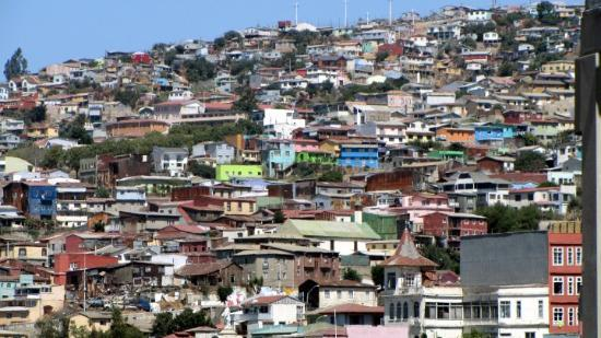 Valparaiso, Chile: Homes