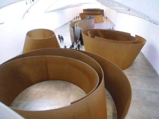 Bilbao, Spania: Museo Guggenheim
