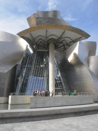 Bilde fra Bilbao