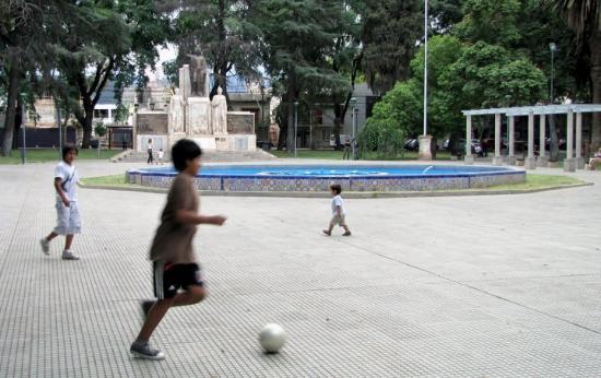 Mendoza, Argentina: Practice