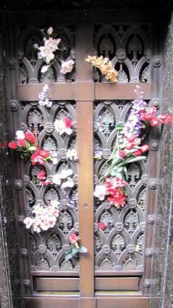 Cementerio de la Recoleta: Evita's resting place